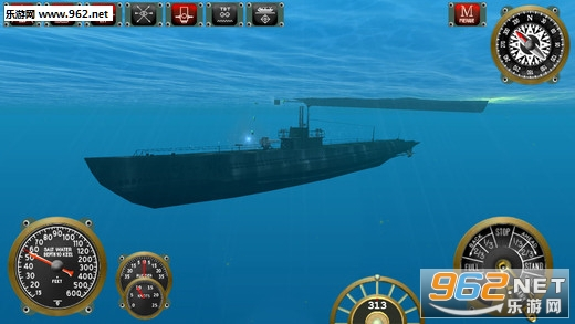 深水��艇模�M器安卓版v1.0.0_截�D2