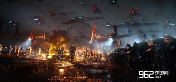 《最终幻想15》细节内容公布 女龙骑亚蕊妮娅海温德登场