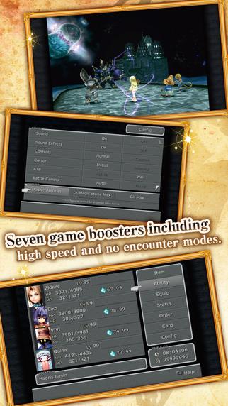 最终幻想9ios免付费版v1.0.4_截图4