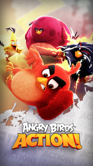 愤怒的小鸟:行动无限道具版v1.6.0截图0