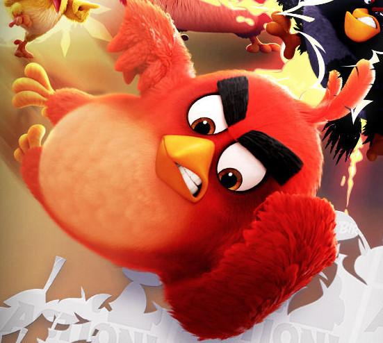 愤怒的小鸟行动Angel Bird Action安卓版