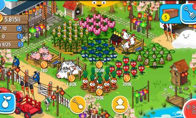 农场很忙 Farm Away!无限钻石修改版v1.2.8_截图2