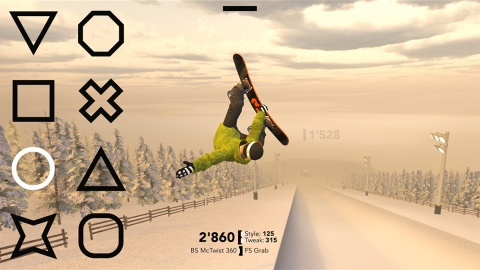 极限滑雪竞技IOS版v1.0.2_截图1
