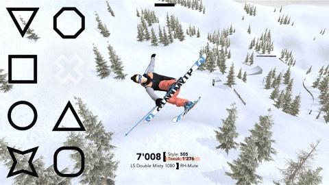 极限滑雪竞技IOS版v1.0.2_截图2