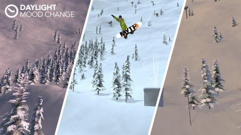 极限滑雪竞技IOS版v1.0.2_截图3