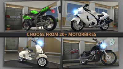 真实摩托赛车v1.0_截图0