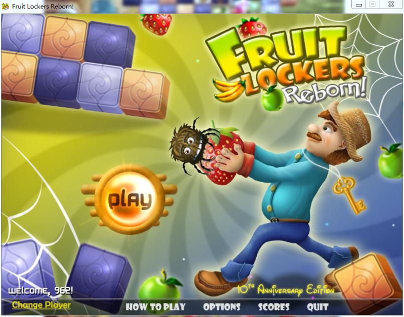 水果储物柜重生截图0