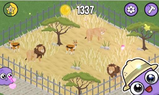 我的世界动物园无限金币版
