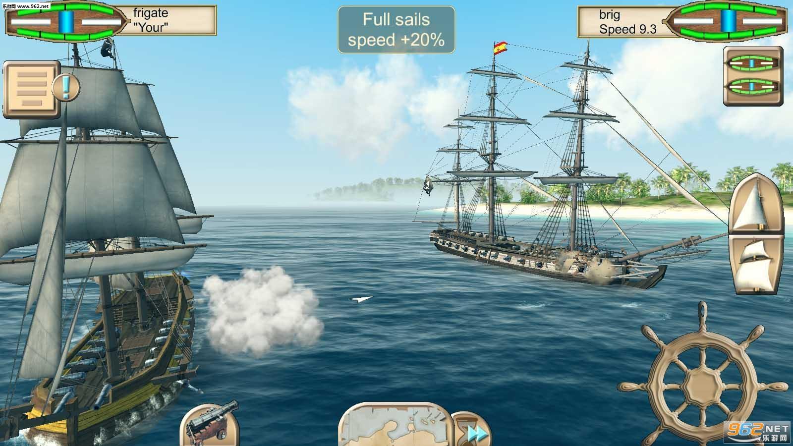 海盗:加勒比海亨特中文版v2.6_截图2