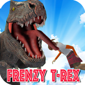 frenzy T-rex模拟器