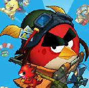 愤怒的小鸟王牌战机安卓版