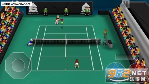网球冠军重制版v1.3_截图0