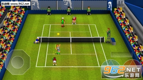 网球冠军重制版v1.3_截图3