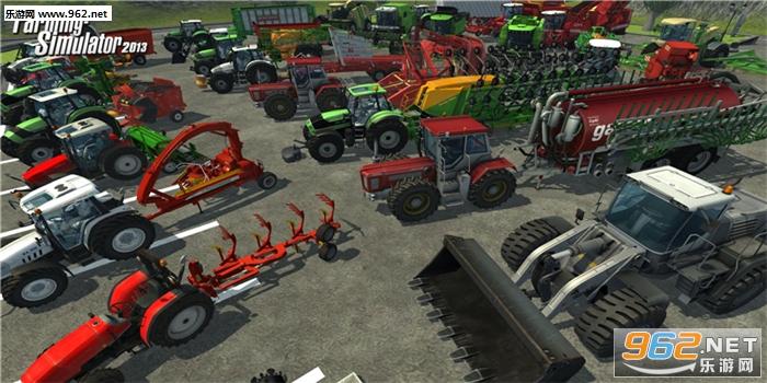 模拟农场17IOS版v1.1_截图1