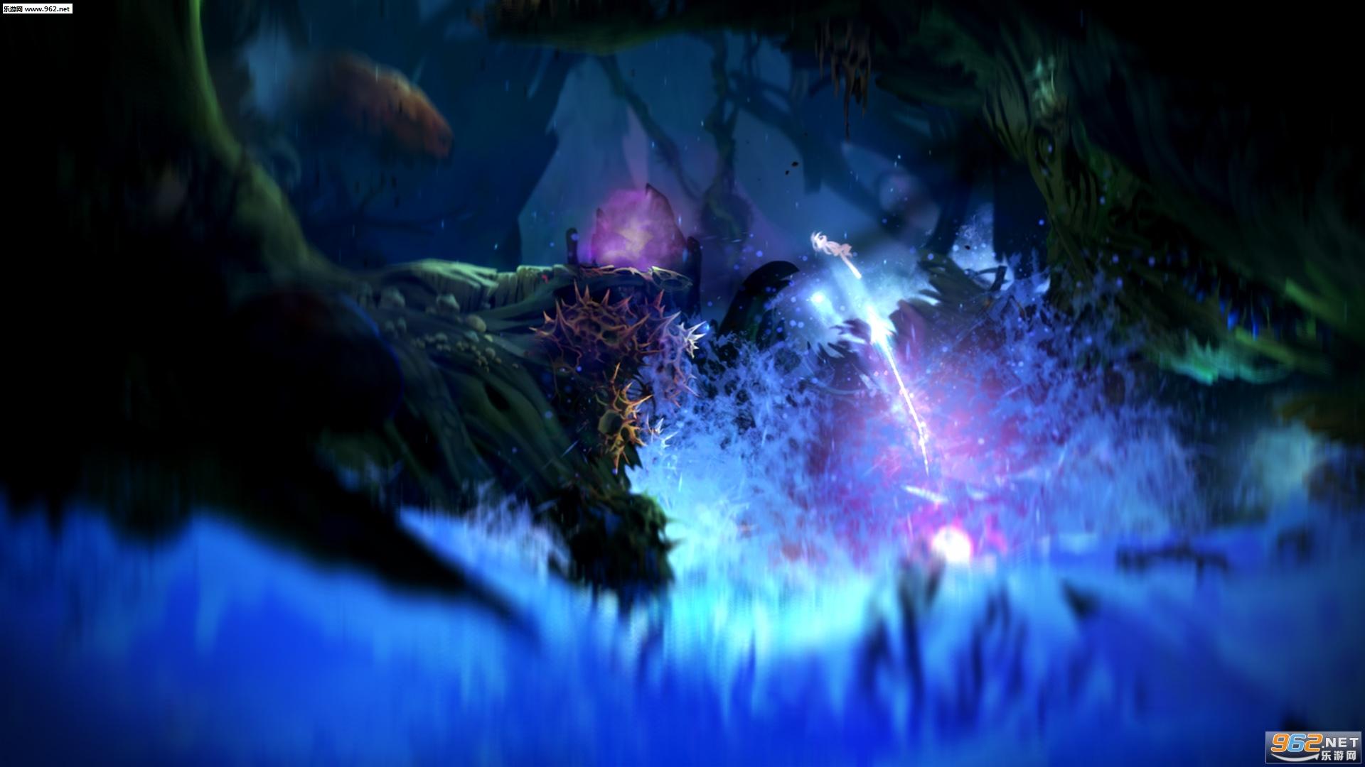 奥日与黑暗森林终极版截图1