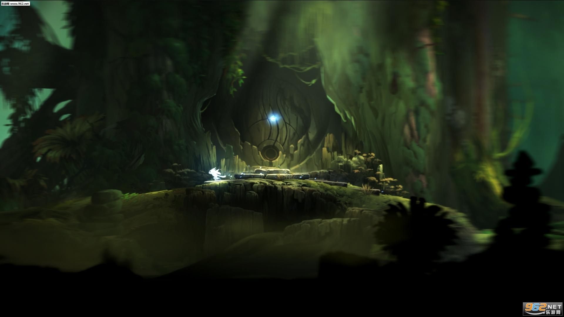 奥日与黑暗森林终极版截图2