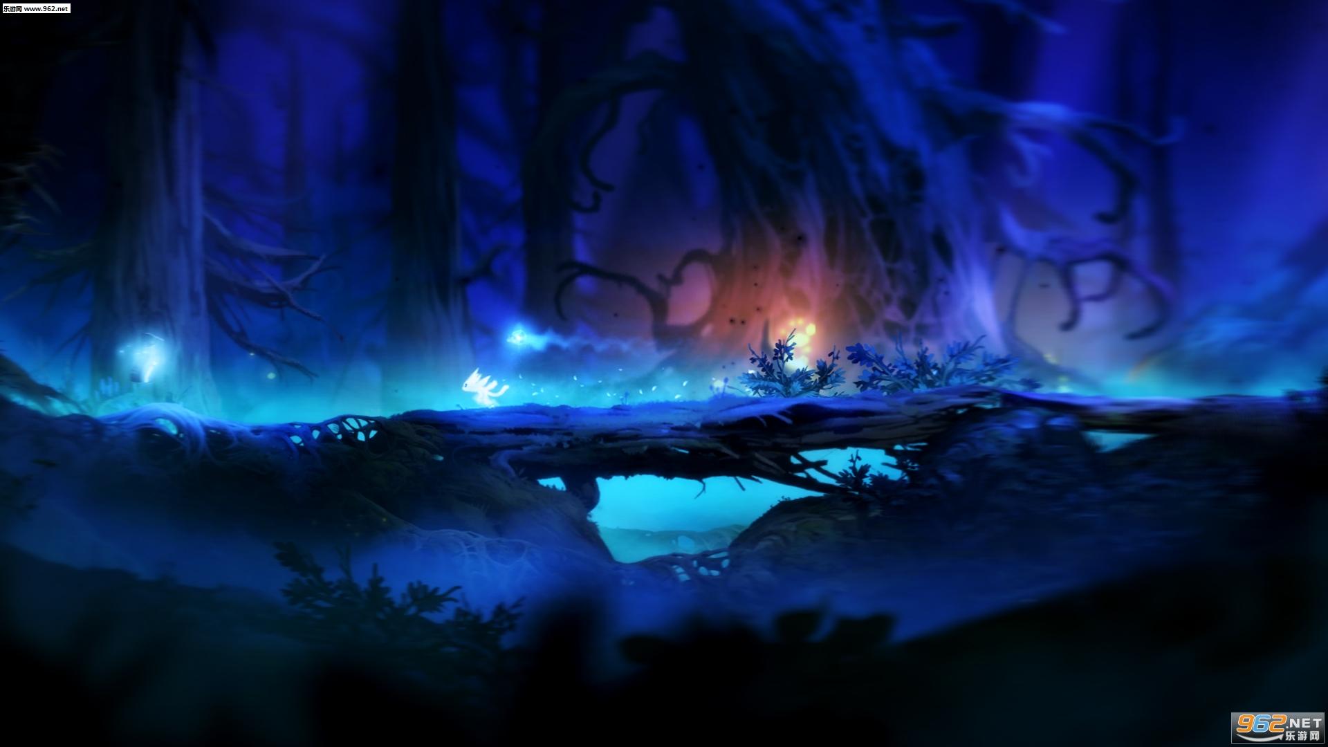 奥日与黑暗森林终极版截图4
