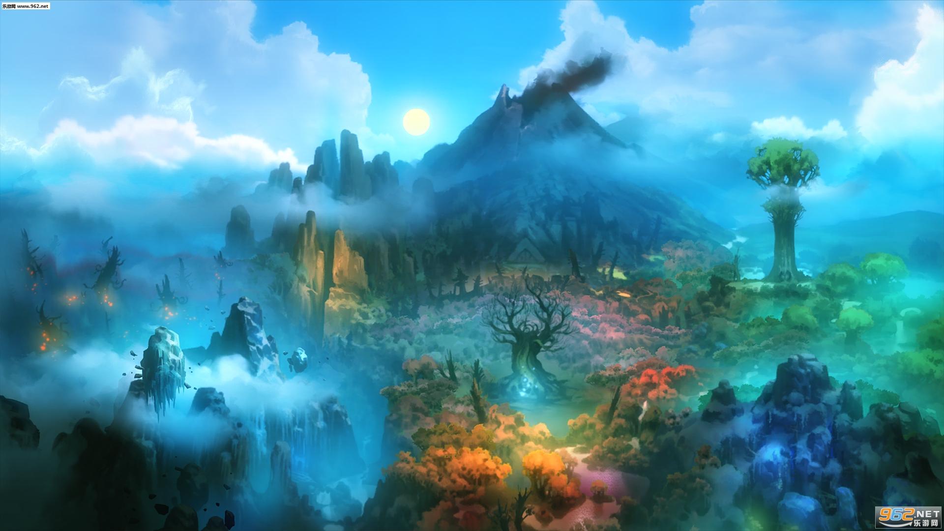 奥日与黑暗森林终极版截图5