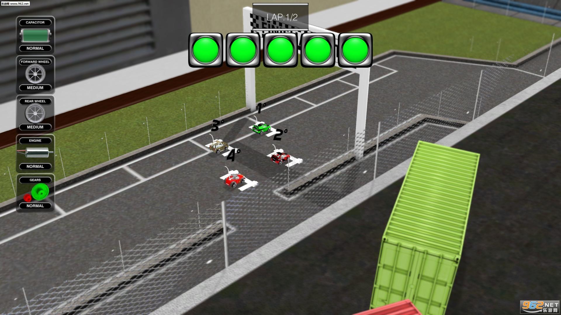 遥控赛车模拟破解版截图3