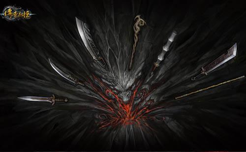 《传奇永恒》装备武器属性详细介绍 武器图鉴