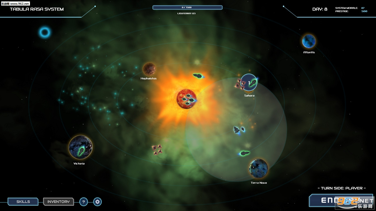 半人马星域截图0
