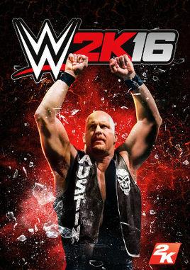 WWE2K16破解补丁v1.0[CODEX]