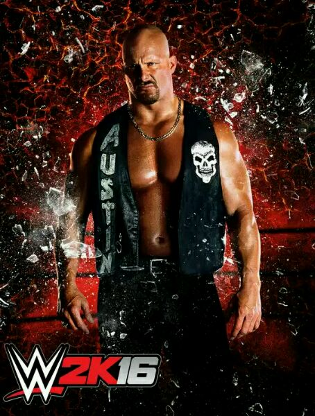 WWE2K16汉化补丁v2.0(3DM)