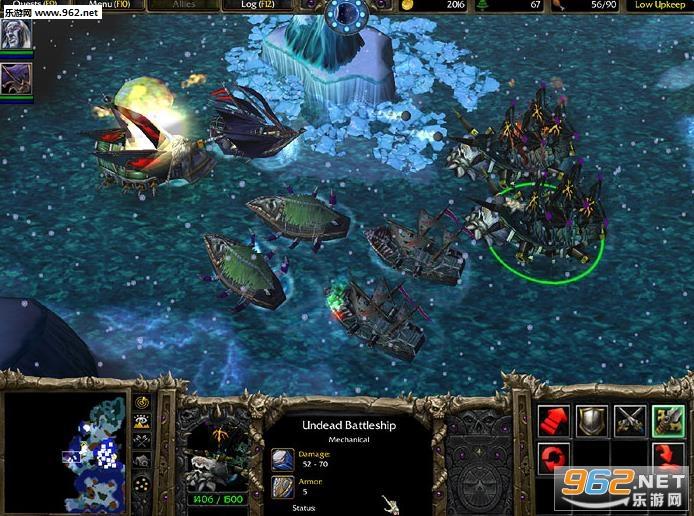 魔兽争霸3:冰封王座安卓版v2.0.0_截图2