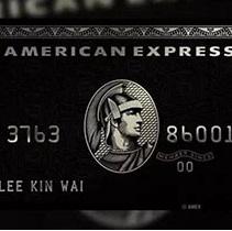 黑金信用卡图片生成器