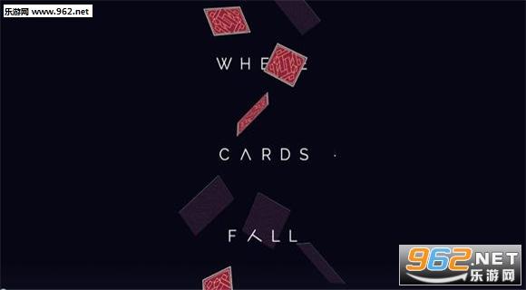 Where Cards Fall纸牌落在哪中文破解版截图0