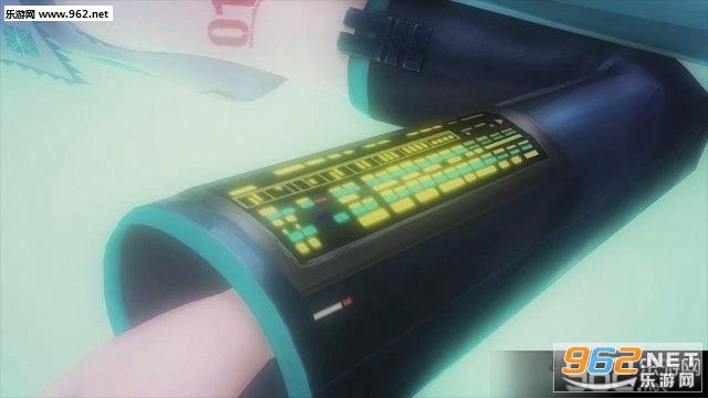 初音未来:歌姬计划X手游安卓中文版v1.0.0截图0