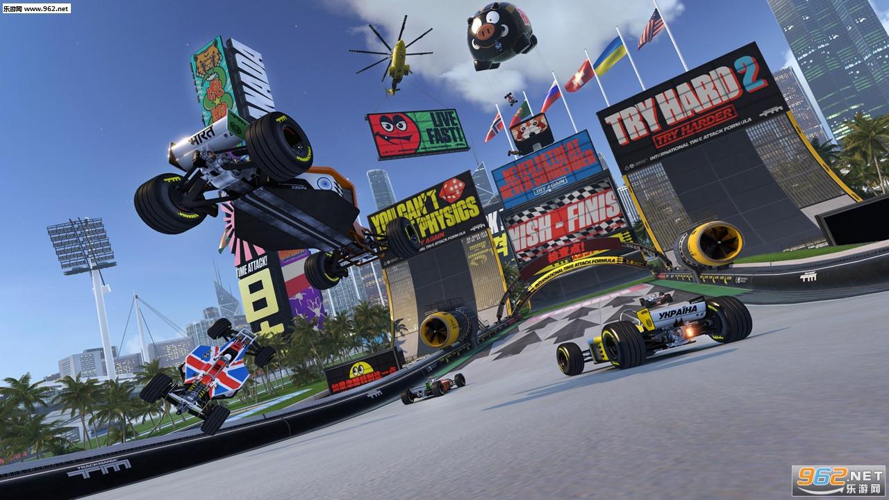 赛道狂飙:涡轮截图0