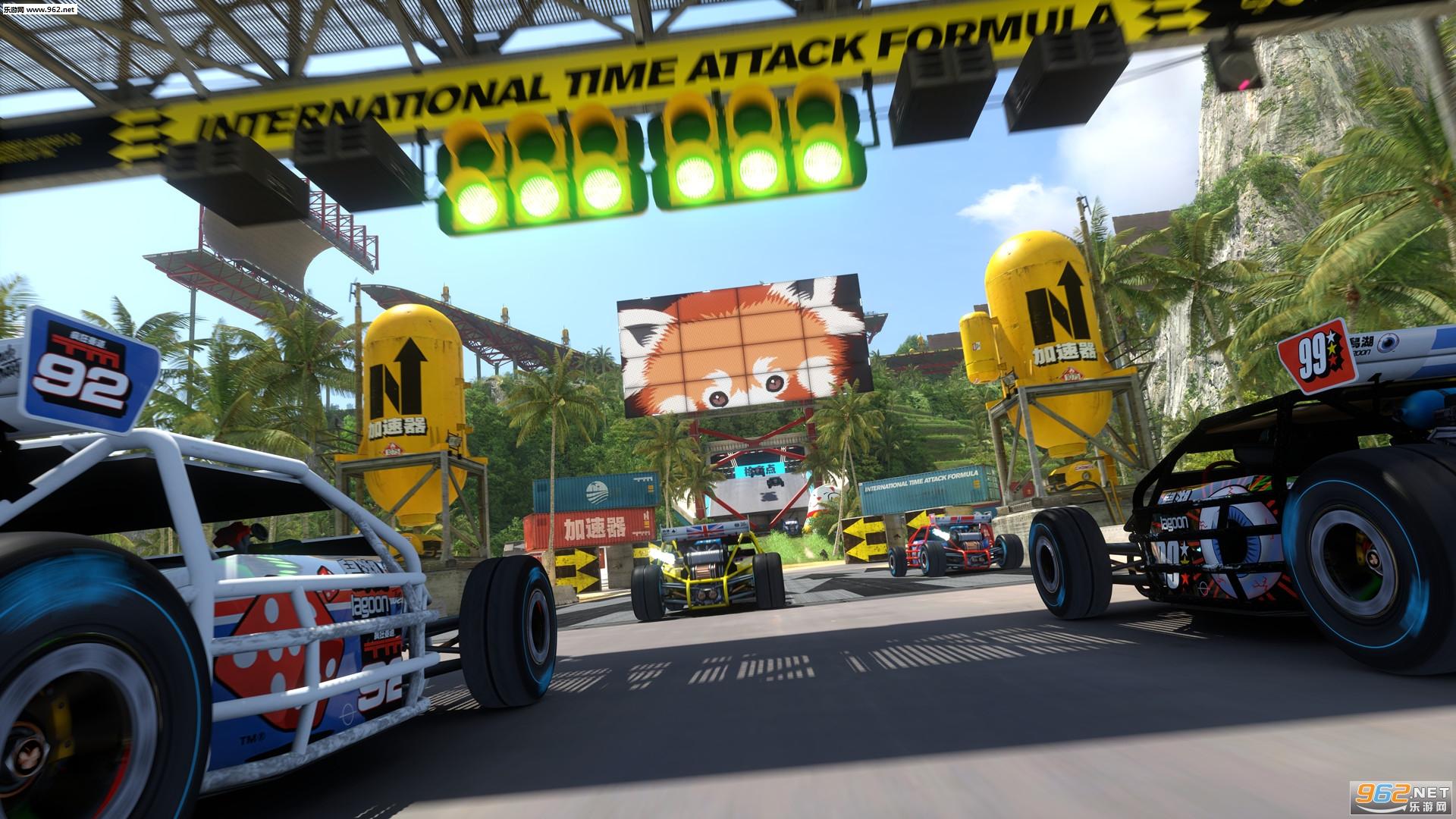 赛道狂飙:涡轮截图5
