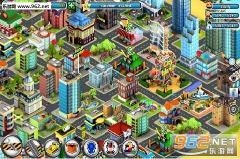 模拟人生:城市岛屿v6.1.0截图0