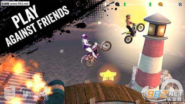 极限摩托越野赛(Viber Xtreme Motocross)安卓版v1.1_截图3