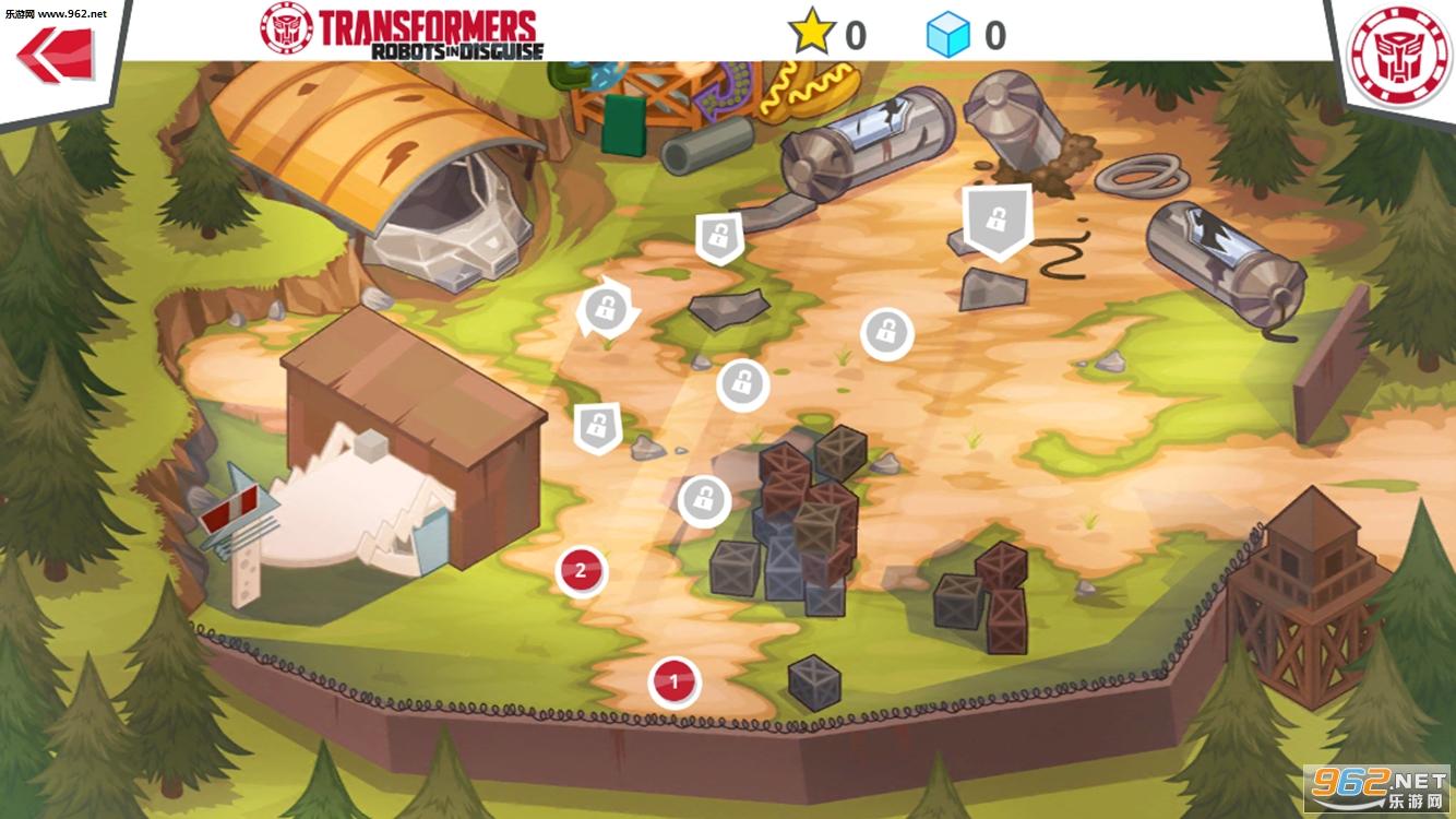 变形金刚:Transformers中文版(含数据包)v1.6.1截图2