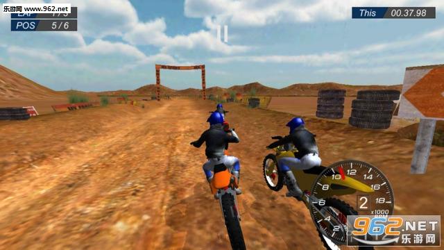 Motocross Mania IOS破解版v1.0_截图1