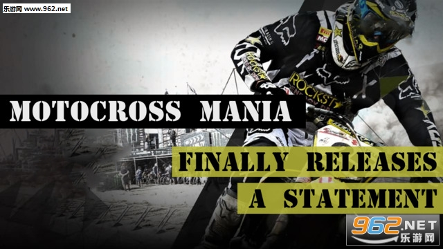 Motocross Mania IOS破解版v1.0_截图