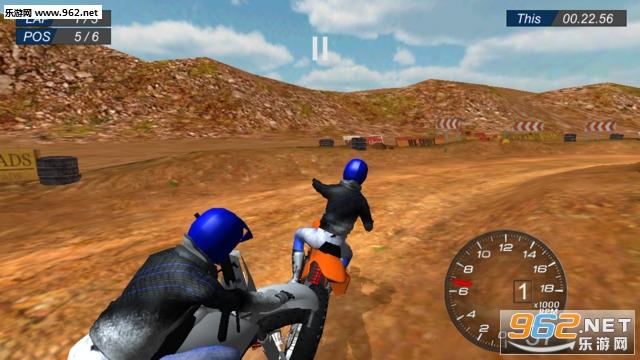 Motocross Mania IOS破解版v1.0_截图4