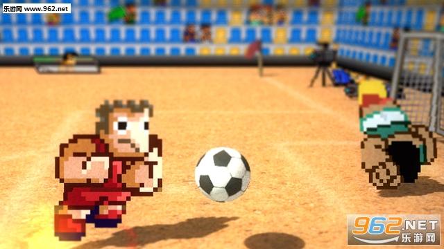 热血足球(Super power soccer)ios版v1.1截图0