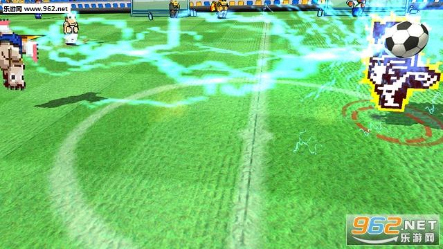 热血足球(Super power soccer)ios版v1.1截图1
