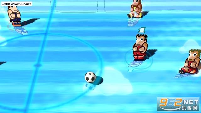 热血足球(Super power soccer)ios版v1.1截图4