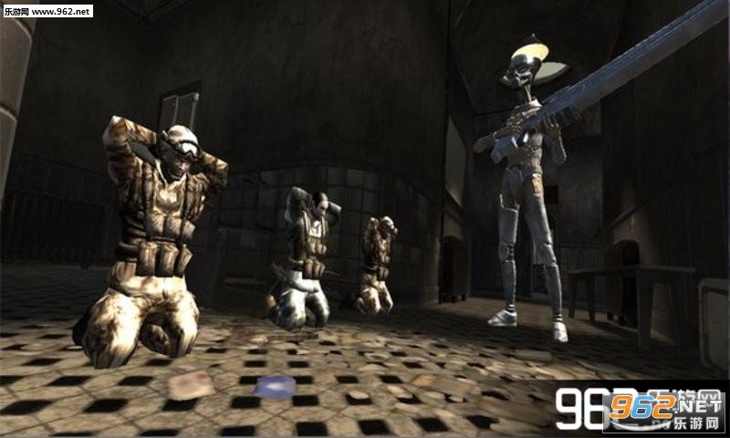 外星人射击 AlienDownFPS免谷歌版v14_截图0