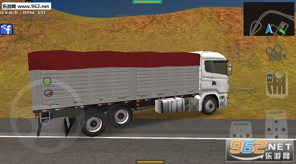 卡车模拟 无限金币破解版v1.10_截图1