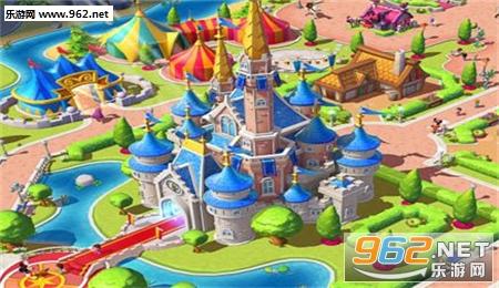 迪士尼魔法王国手游破解版v1.0.6截图1