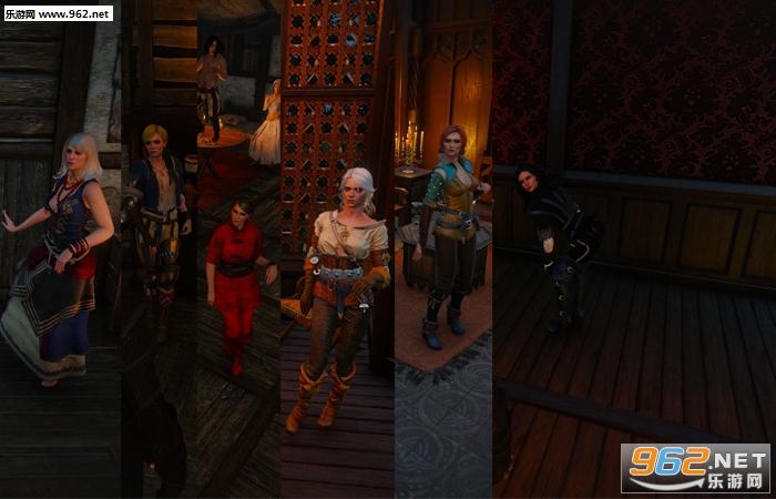 巫师3狂猎视频
