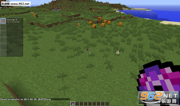 我的世界神奇宝贝mod1.8下载-乐游网游戏下载