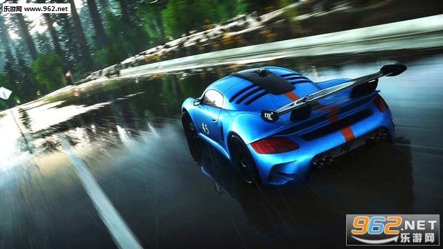 3D狂怒赛车挑战赛破解版v1.6_截图1