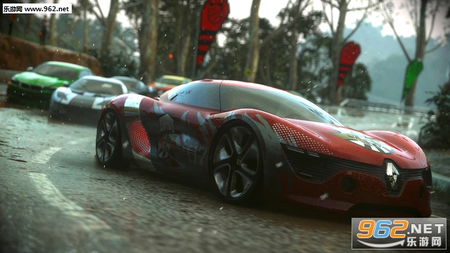 3D狂怒赛车挑战赛破解版v1.6_截图2
