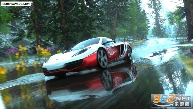 3D狂怒赛车挑战赛破解版v1.6_截图3
